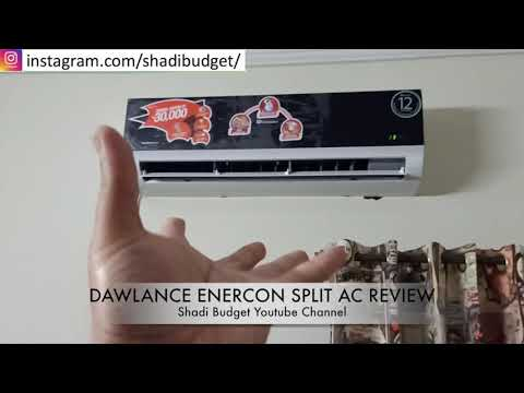 Dawlance Enercon Inverter 30 Ac Review Pakistan S Best Split Ac 2020 Full Review Of Dawlance Ac Youtube