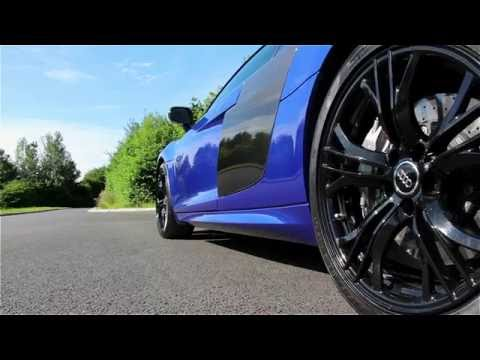 2015 Audi R8 V10 Plus - Sepang Blue - available now ATP Cars