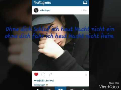 Mike Singer - Ohne dich Lyrics