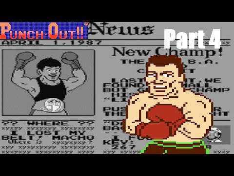 Punch - Out!! NES part 4: From Champ To Chump...