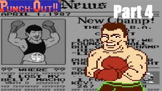 Punch-Out!! NES part 4: From Champ To Chump...