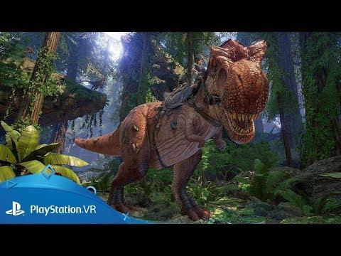 ARK Park | Official Trailer | PlayStation VR - YouTube