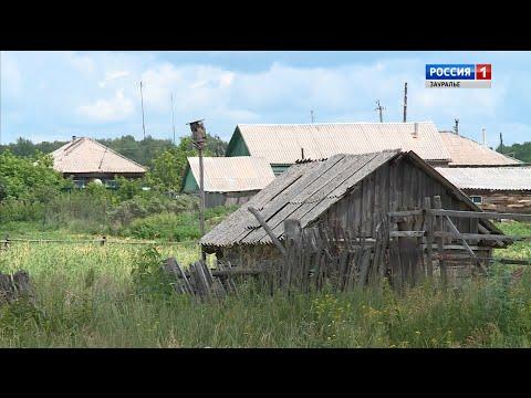 В Лебяжьевском районе вспоминали исчезнувшие деревни
