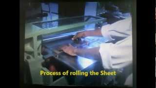 Muffler Rolling machine|Car and bike Silencer|Sheet metal rolling machine