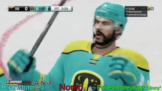 EASHL Shenanigans Episode 2 - NHL 19 Funny Moments