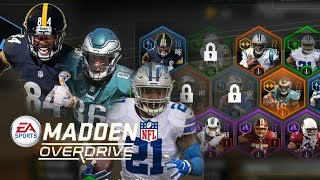 All Captains Revealed & Explained - Madden Overdrive Preview Ep.3