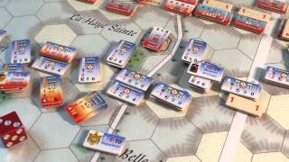 Le Retour l Emp. Notes, and observations Turn 3 Waterloo