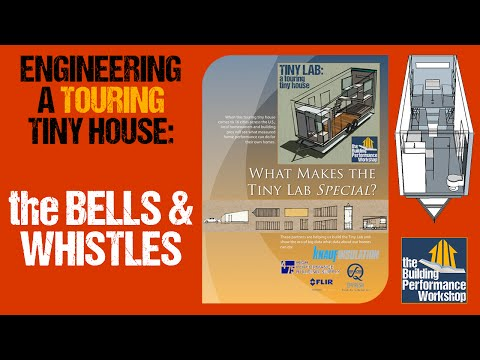 Engineering a TOURING Tiny House #4