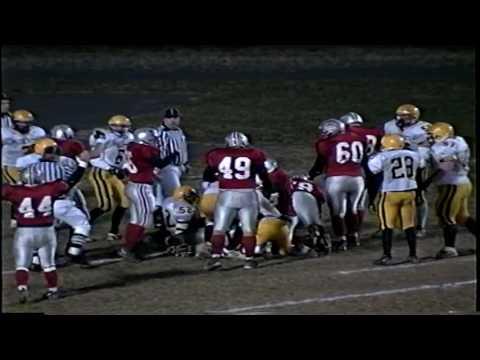2000 Philadelphia H.S. Football Catholic League Blue Division Championship: Carroll vs McDevitt