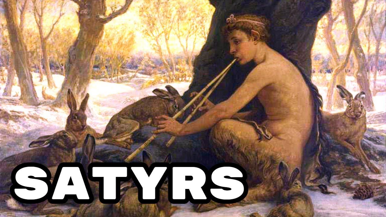 Download MF #51: Satyrs, the fertility spirits [Greek mythology]