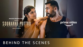Aparna Balamurali - Behind The Scene | Soorarai Pottru | Amazon Prime Video