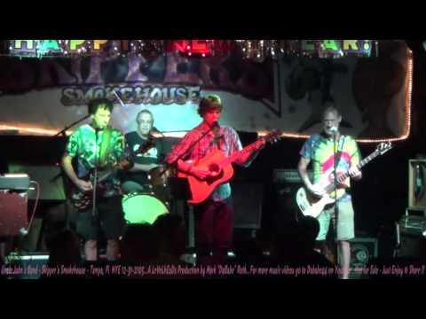 Uncle John's Band - Skipper's Smokehouse - Tampa, Fl  NYE 12- 31- 2105