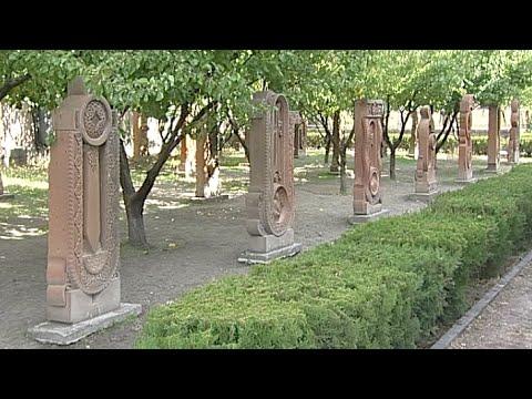 Պեղումներ Օշականի Ս. Մեսրոպ Մաշտոց եկեղեցում