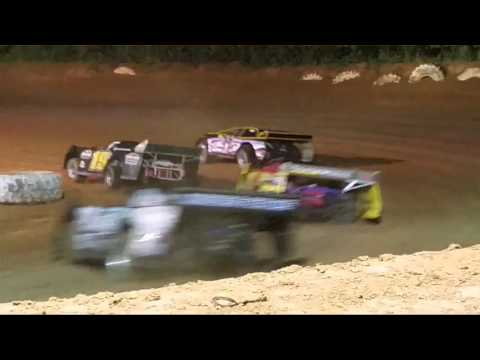 Crowley's Ridge Late Model Feature Glen Francis Cup 7/16/16