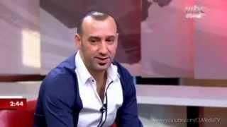 Sadiq Jaafar - MBC interview مقابلة صادق جعفر في ام بي سي في اسبوع