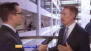 Senator Lankford reacts to Charlottesville Violence-ENN 2017-08-18