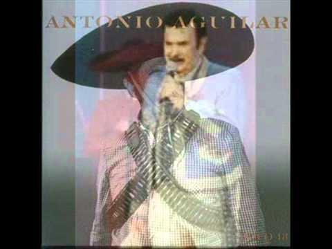 Antonio Aguilar Quien Te Araño Los Cachetes