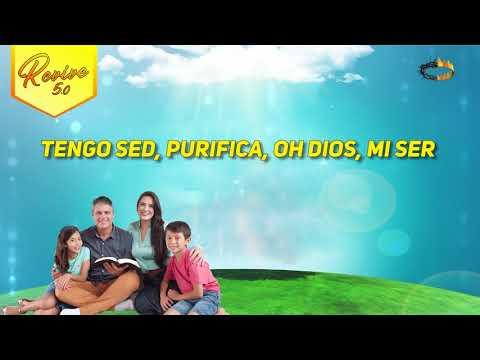 LLUVIA DE BENDICIÓN - karaoke #Revive 5