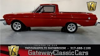 1964 Ford Ranchero - Gateway Classic Cars Indianapolis - #295NDY