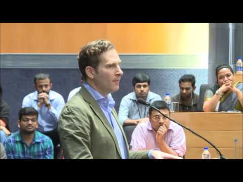Modernity, Religion, Constitution - an Infosys Prize lecture by Prof. Noah Feldman
