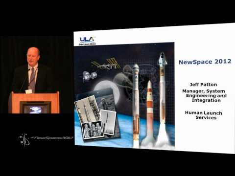 NewSpace 2012: Not Your Traditional Commercial Crew and Cargo Panel