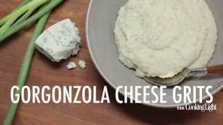 How To Make Gorgonzola Cheese Grits | Myrecipes