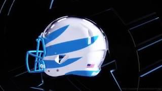 All 8 AAF Teams Helmets Video Loop 2019