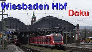 Br111 Fan [Doku]: Wiesbaden Hbf (2018)