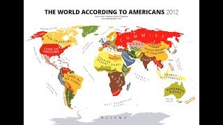 World according to Random Countries #4