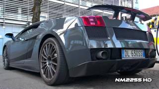 Decatted Lamborghini Superleggera INSANE SOUND on Track!