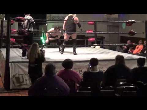Joey Jet Avalon vs Bryan Skyline - Match 3 of 5 - UPW