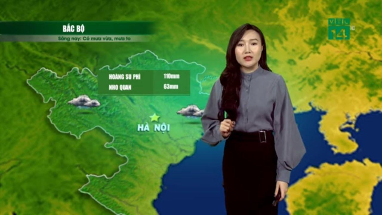 Thời tiết 12h 04/03/2020: Miền Bắc tiếp tục đề phòng mưa to đến rất to| VTC14