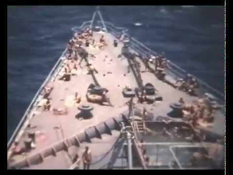 PH Jeanne D'arc-Moments de détente à bord-