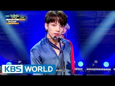 [Music Bank K-Chart] 4th Week of September - BTS , B.A.P (2017.09.22)