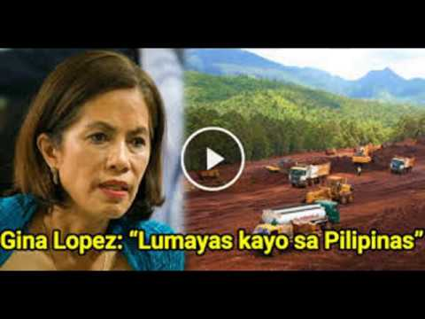 DENR shows how irresponsible mining destroys the Philippines