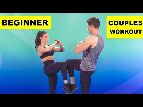 5 Minute Couples Workout No Equipment At Home with Cirque du Soleil