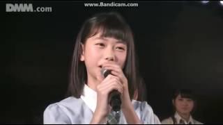 AKB48 チーム4 ドラフト2期生 千葉恵里(ちばえりい) BGM 9nine whitewis...