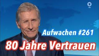 Aufwachen #261: 40 Jahre ARD tagesthemen + 40 Jahre ZDF heute-journal