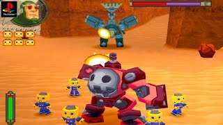 The Misadventures of Tron Bonne - Gameplay PSX / PS1 / PS One / HD 720P (Epsxe)