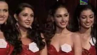Femina Miss India 2011 (Top 5 Announcement)