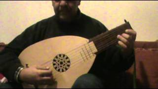 Anthony Holborne - Heigh Ho Holiday - Lute