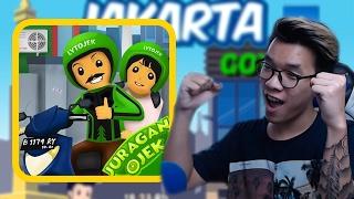KAYA RAYA KARENA OJEK ONLINE | JURAGAN OJEK | Indonesia Android Gameplay