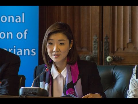 Dr Sun Jin Moon Launches The International Association of Parliamentarians for Peace