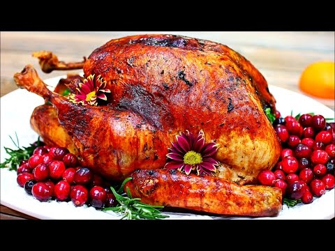 Juicy Roasted Turkey Recipe - How to Roast the Perfect Turkey