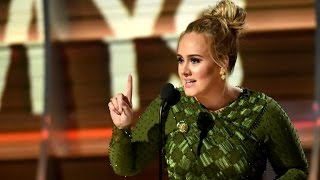ET Update: Adele reveals her marriage, Justin Timberlake's emotional acceptance speech