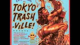 Guitar Wolf- kung fu ramone
