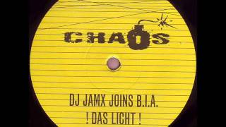 DJ JamX Joins B.I.A - Das Licht! (DJ JamX & De Leon´s Dumonde Mix)