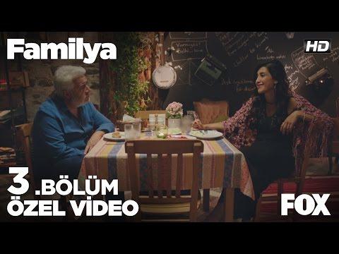 Hayatı sevmeyi bırakma Yaşar... Familya 3. Bölüm