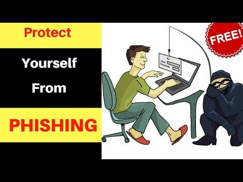 How to Protect yourself From Phishing attack using google extension-Easy,secure way