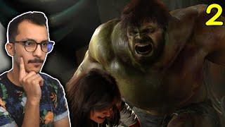 مارفل افنجرز #2 | مواجهة الرجل الأخضر! Marvel's Avengers